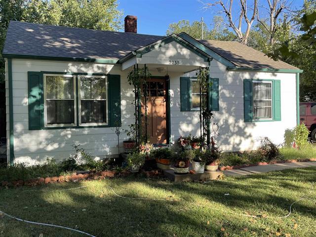 For Sale: 2238 S Laura Ave, Wichita KS