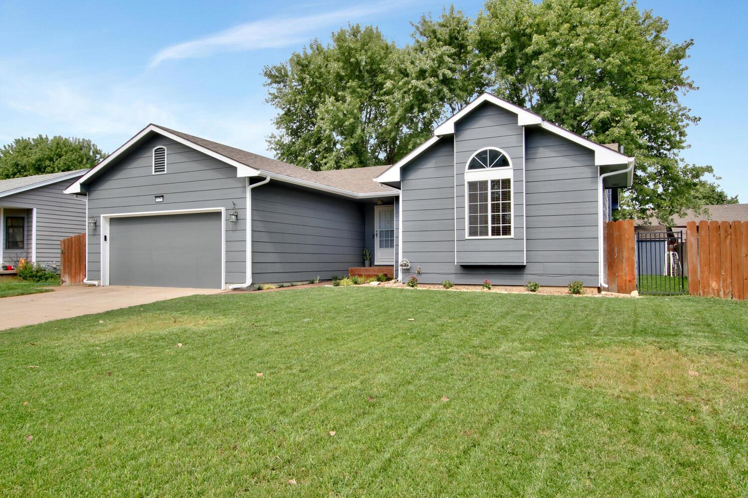 Looking for move-in ready?  Then look no further than this beautiful 4 bedroom 3 bath house located
