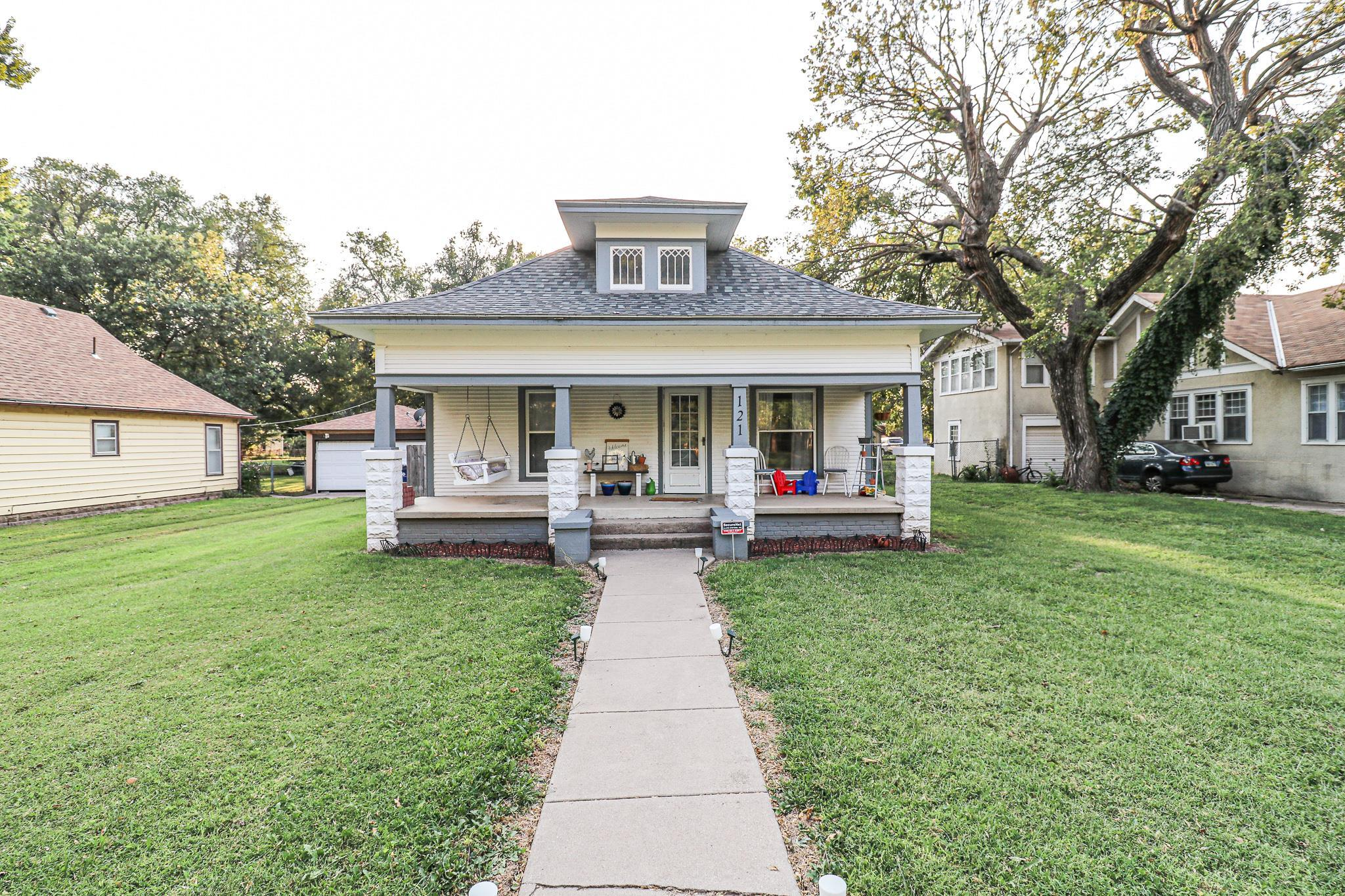 This charming bungalow in the heart of Clearwater is full of character and move-in ready! You enter