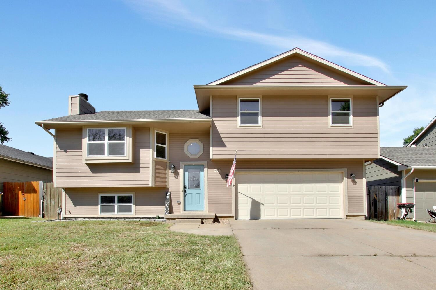 Welcome home! This home features 3 bedroom, 2.5 bathrooms, and 2 car garage. This home features newe