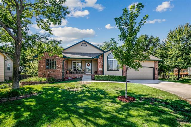For Sale: 1407 W Quail Crossing Ct, Andover KS