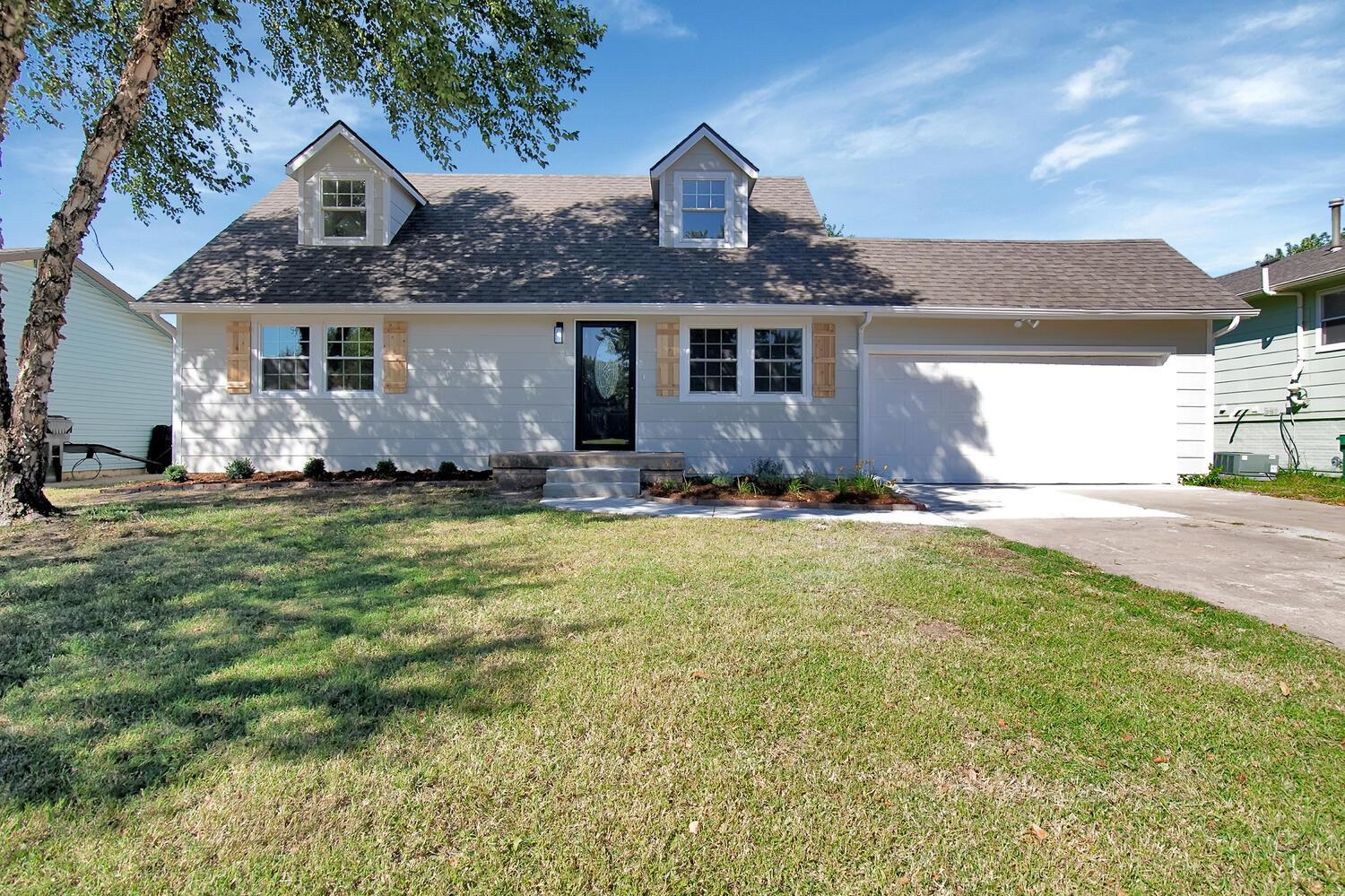 New New New! Don't miss out on this totally remodeled 4 bedroom 3 bath home located on a quiet stree
