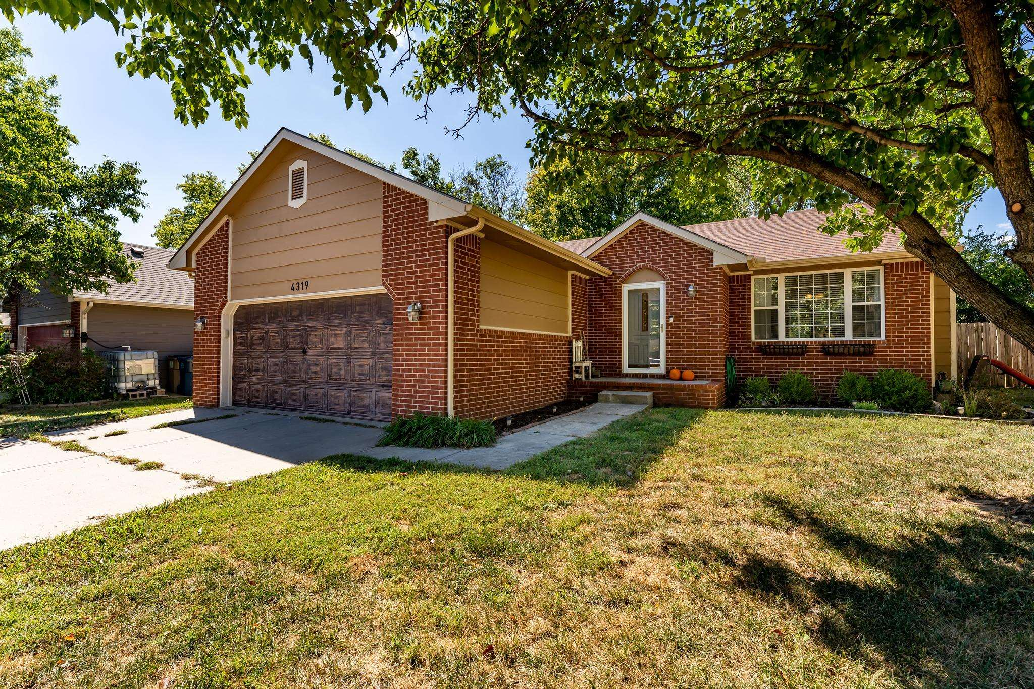 This stunning 4 bed, 3 bath Bel Aire home boasts many beautiful updates and wonderful amenities. As