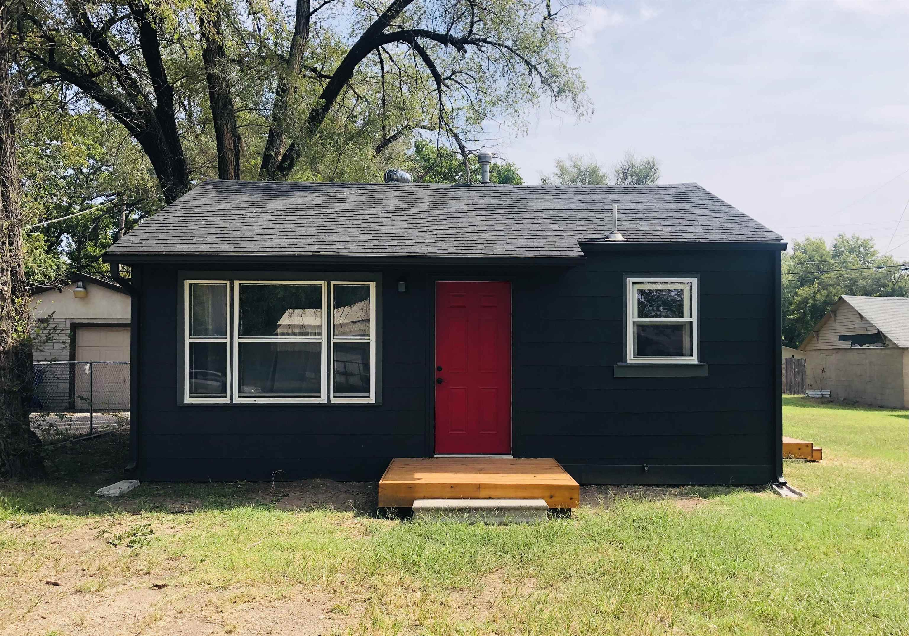 Adorable move in ready home located in West Wichita. Home has been completely remodeled. The kitchen