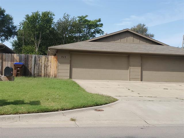 For Sale: 717 N Elder, Wichita KS