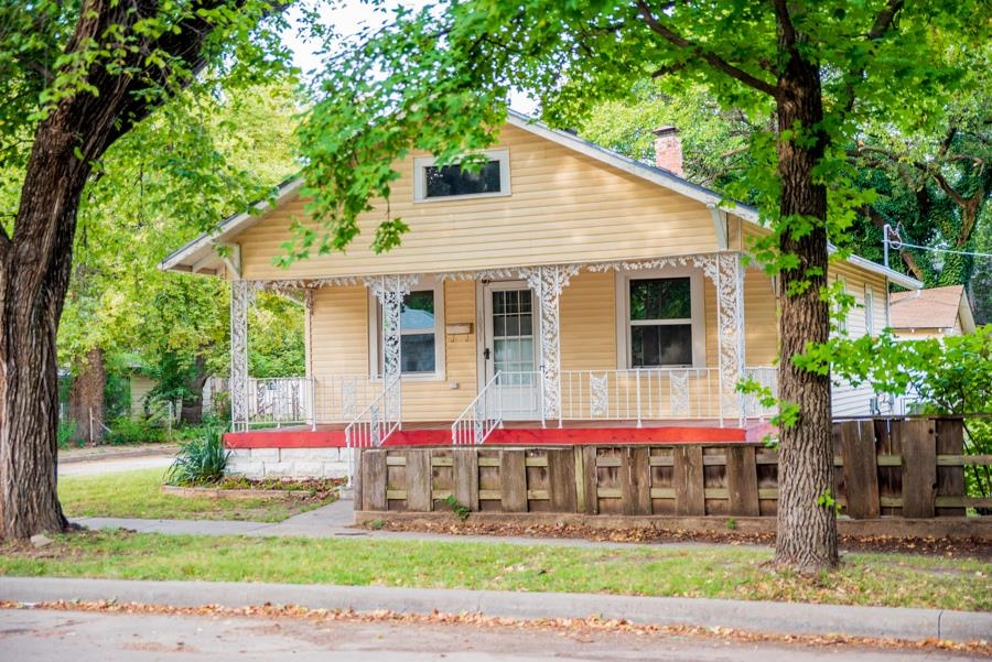 Step into all the charm 1922 had to offer with this sweet bungalow on a well maintained corner lot.