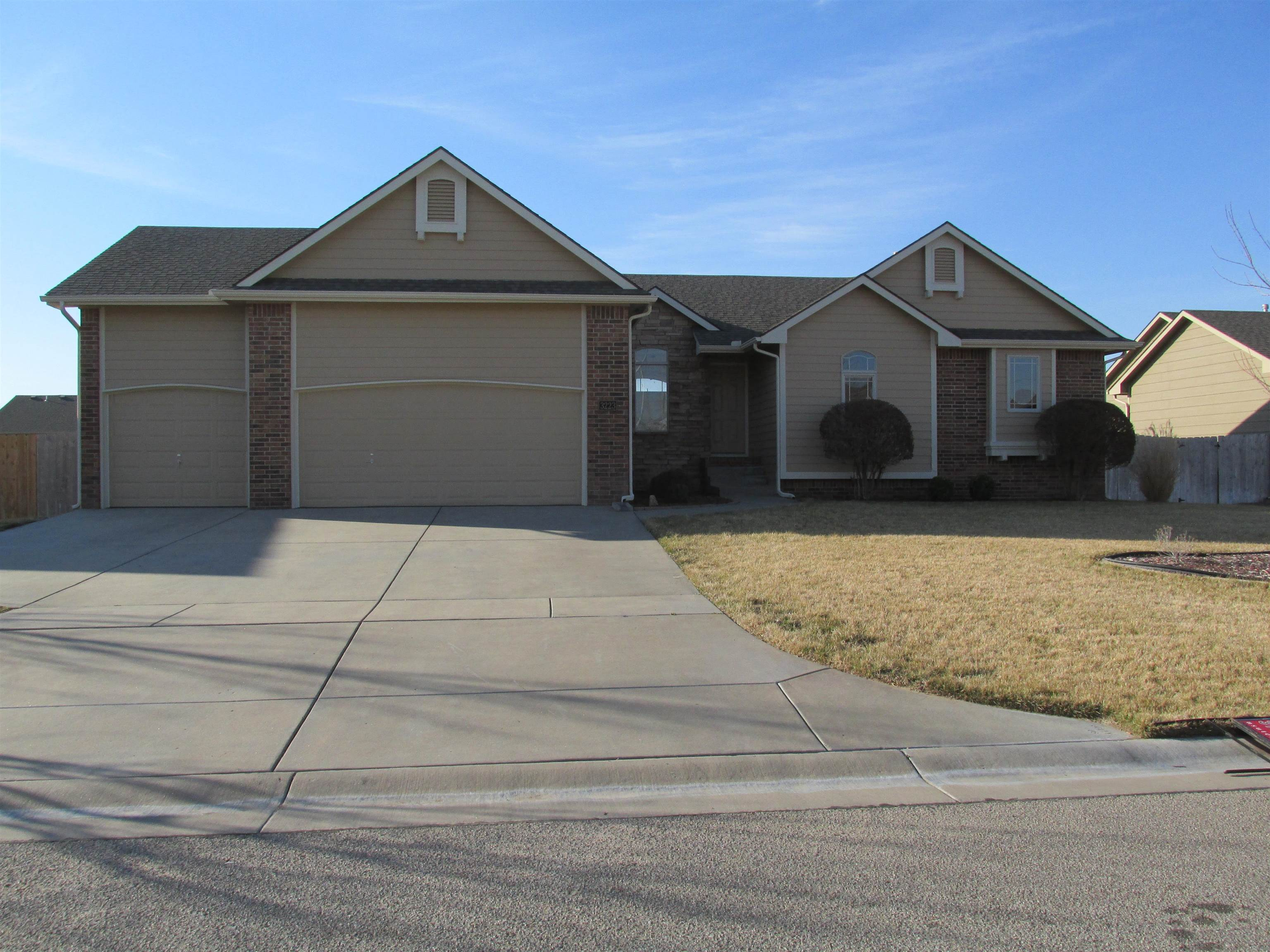 Great 4 Bedroom, 3 bath ranch**The hardwood floors in the kitchen, dining area and entryway have bee