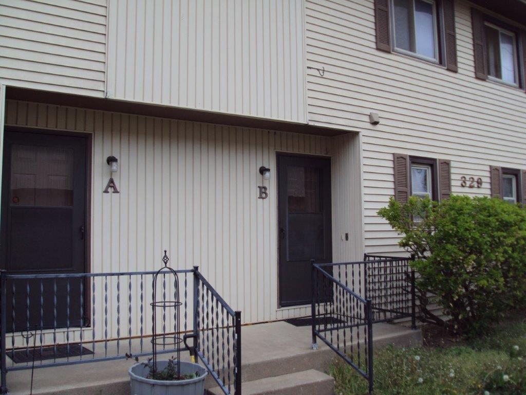 For Sale: 329 E 12th St Apt B, Newton KS