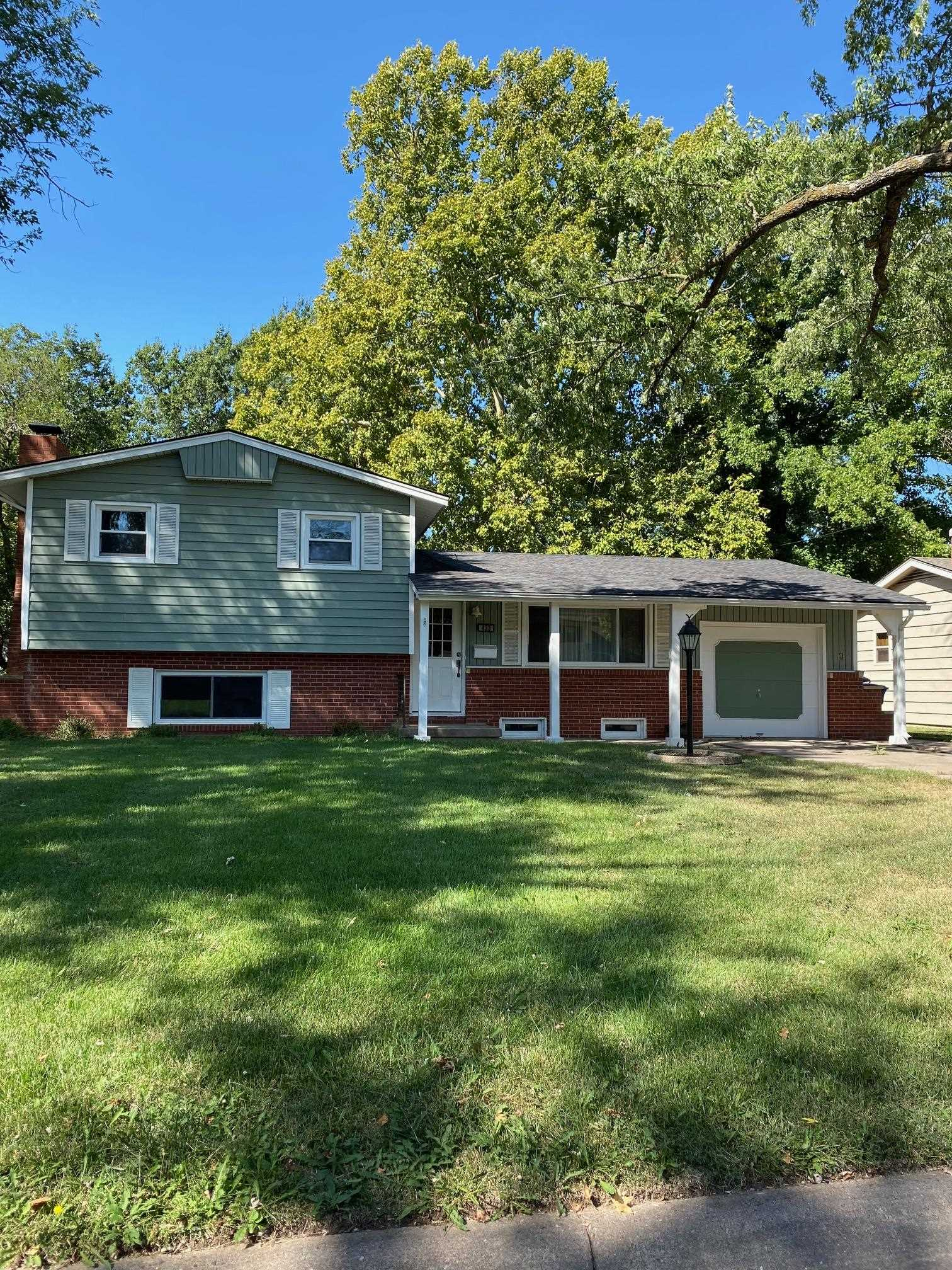 This home boasts many brand new features. It is located in the desirable Derby school district and i