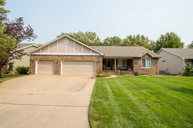 For Sale: 322 S Circle Lake Cir, Wichita KS