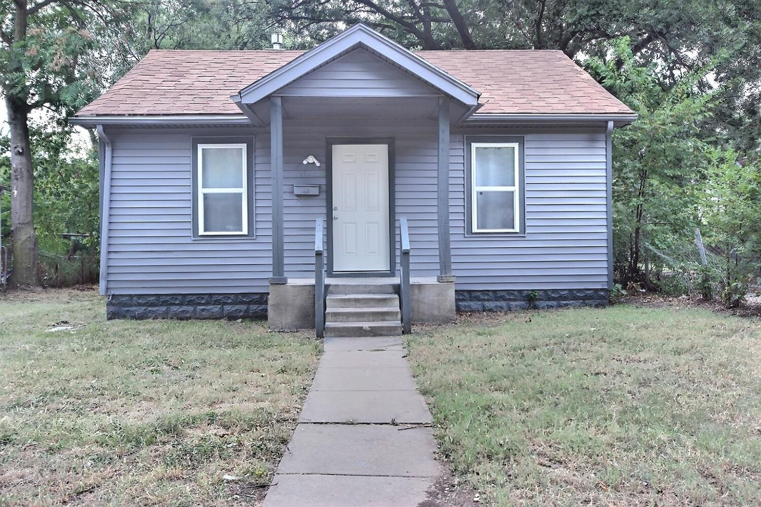 This little gem has been totally renovated. This home has new windows, new interior and exterior doo
