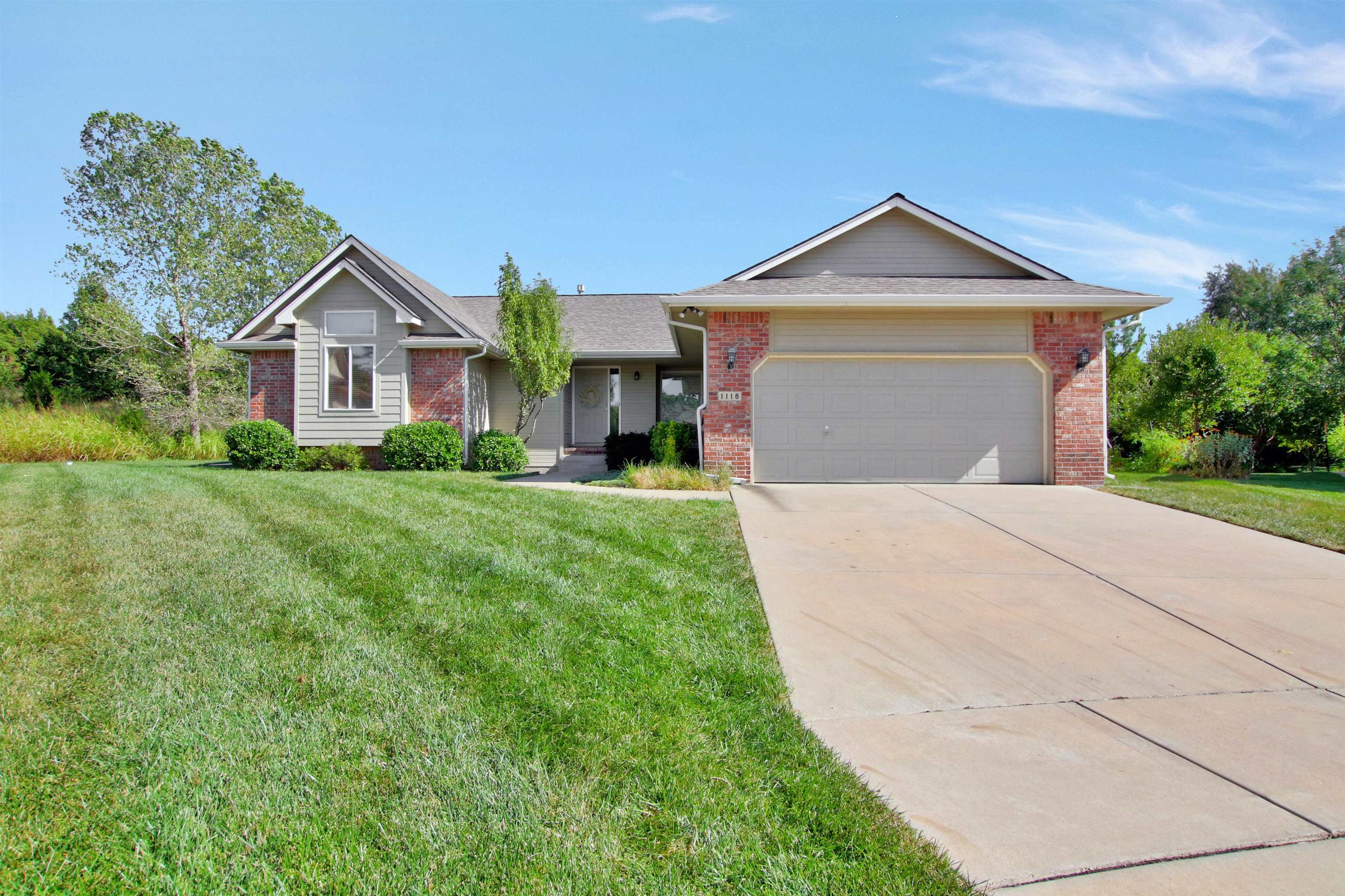 Welcome to your new home! Featuring 3 bedrooms, 2 bathrooms, 2 car garage and 1 fireplace, this home
