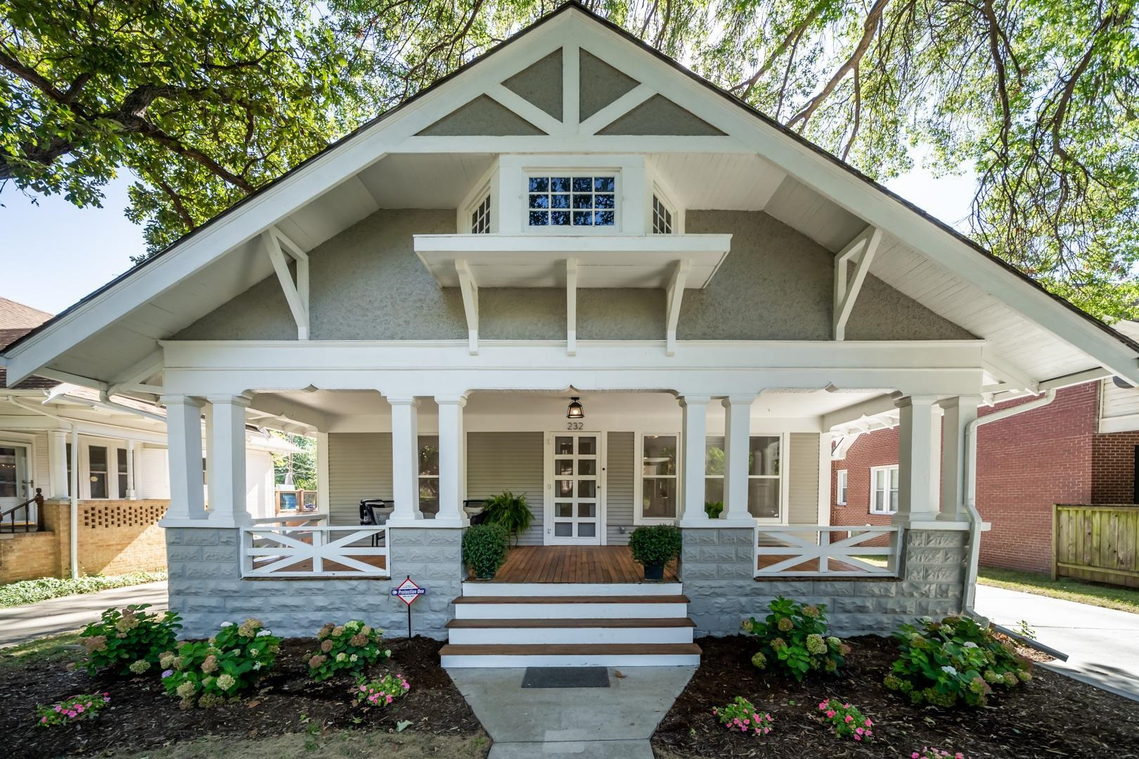 WELCOME HOME!  Craftsmanship at its very finest.  This home is where original character meets modern