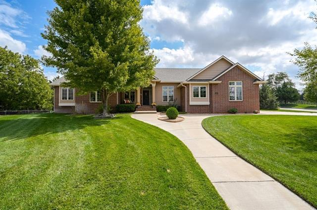 For Sale: 1514 S AUBURN HILLS CT, Wichita KS