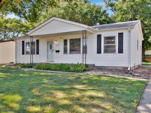 For Sale: 3329 S GORDON AVE, Wichita KS