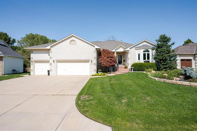 For Sale: 124 S Bay Country Ct, Wichita KS