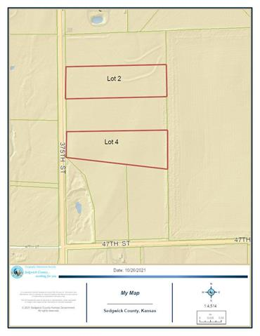 For Sale: 0000 S 375th St W, Cheney KS