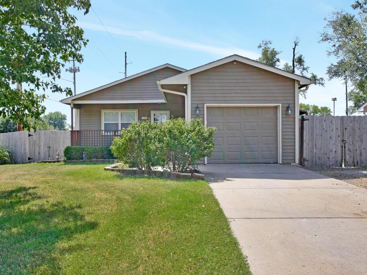 Welcome home sweet home to this six-bedroom ranch located in the heart of south Wichita. An attached