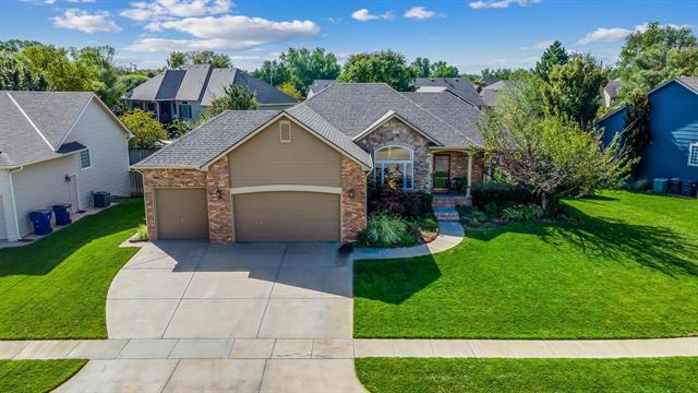 For Sale: 6501 W Shadow Lakes St, Wichita KS