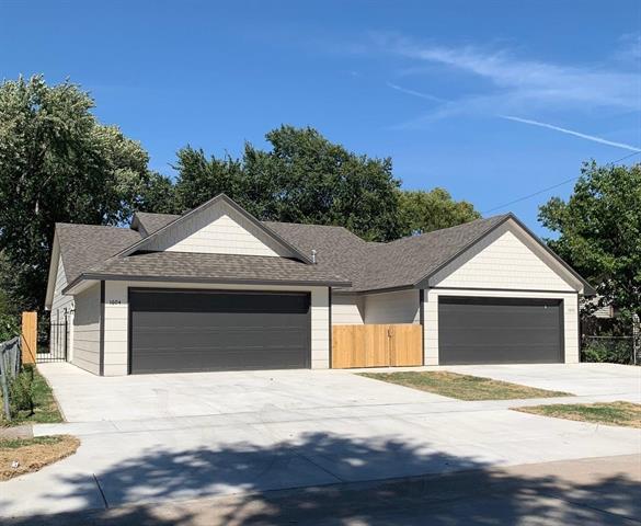 For Sale: 1602-1604 W Dallas St, Wichita KS