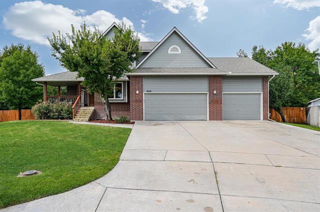 For Sale: 945 N Sagebrush Ct, Wichita KS