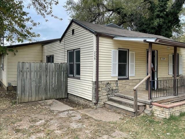 For Sale: 759  Sheridan, Wichita KS