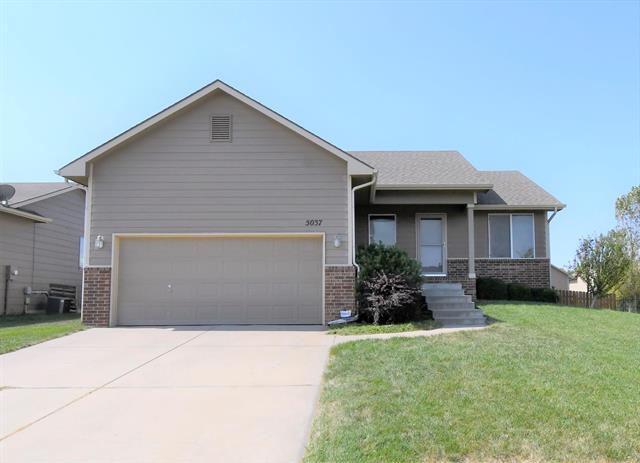 For Sale: 5037 N MARBLEFALLS ST, Wichita KS