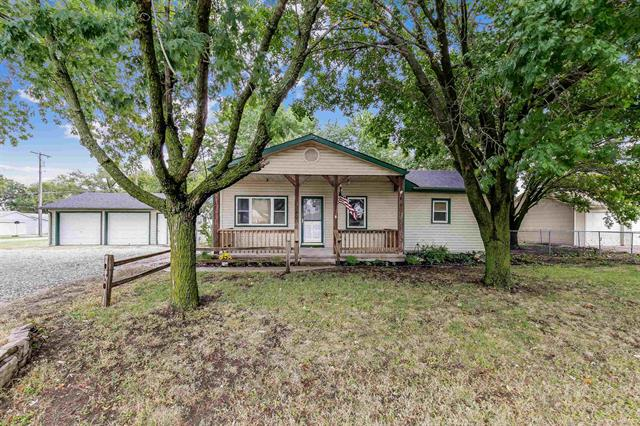 For Sale: 340 N Main, Benton KS