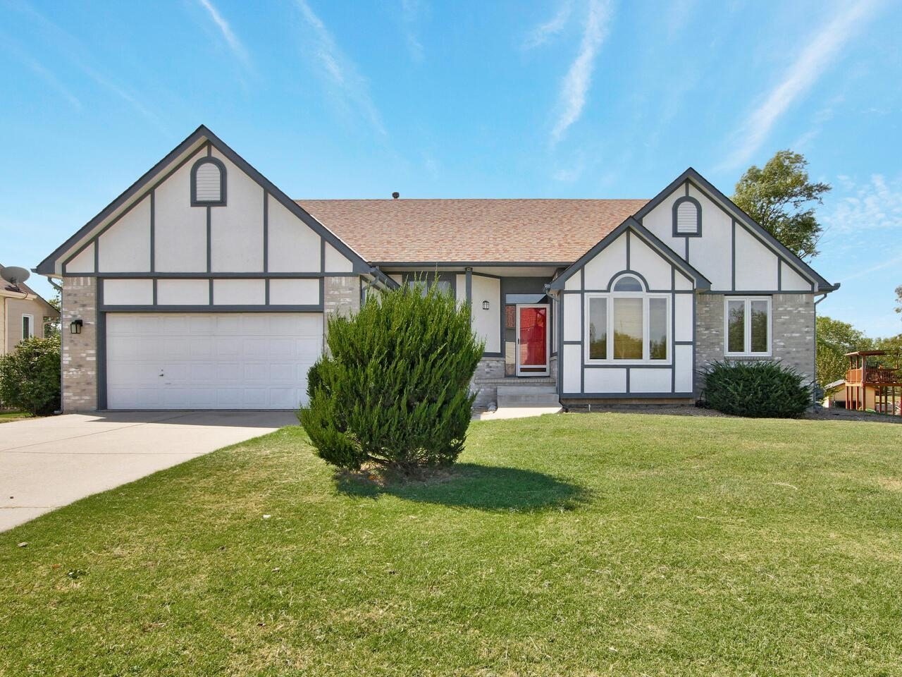Spacious 5 bedroom, 3 bath ranch with full walk out basement and mature trees! This home features li