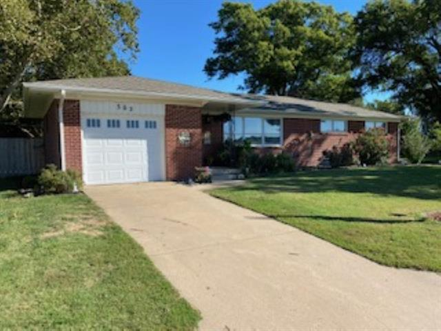 For Sale: 502 W 1ST ST, Andale KS
