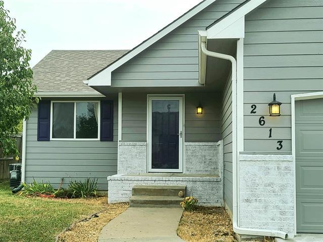 For Sale: 2613 N Edgemoor Dr, Wichita KS