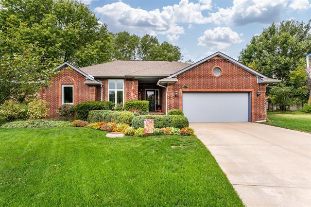 For Sale: 2127 N Teal Brook Ct, Wichita KS