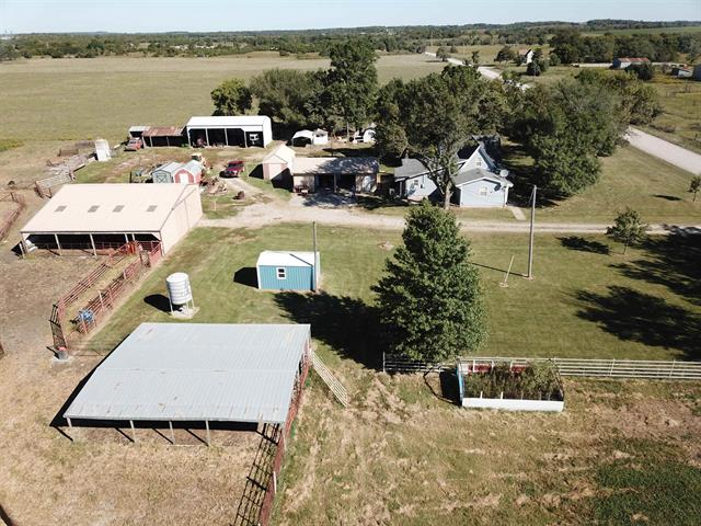 For Sale: 47  T Rd., Severy KS