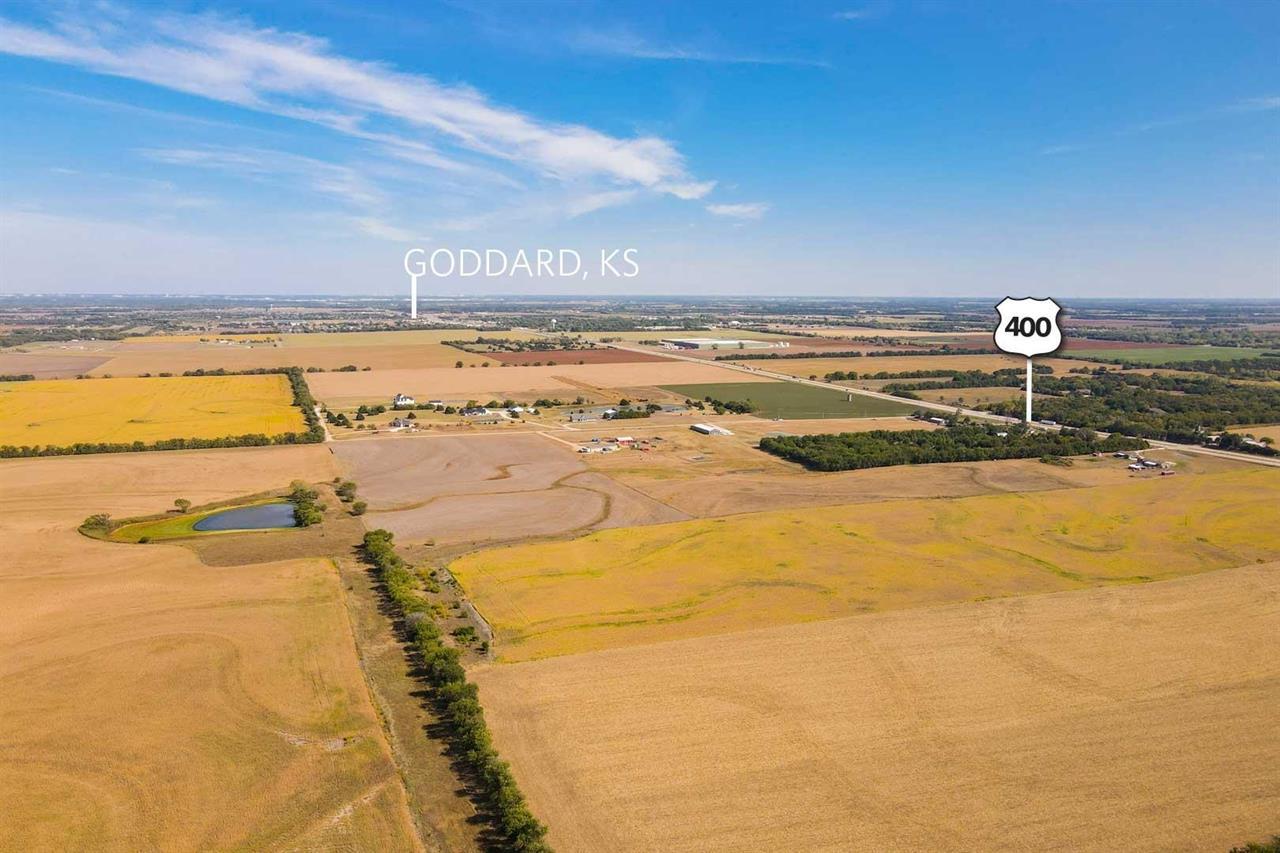 For Sale: 20 +/- Acres  at 247th & 6th, Goddard KS