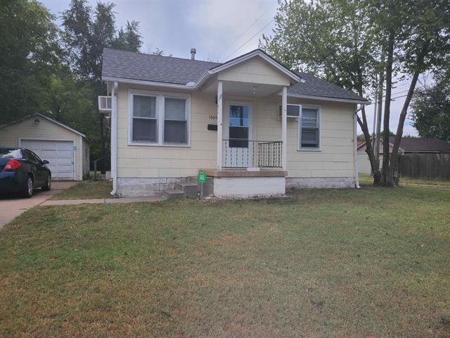 For Sale: 1505 E Funston St, Wichita KS
