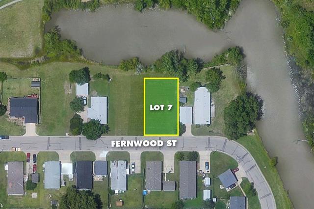 For Sale: 0.16 +/- acres  Fernwood, Wichita KS