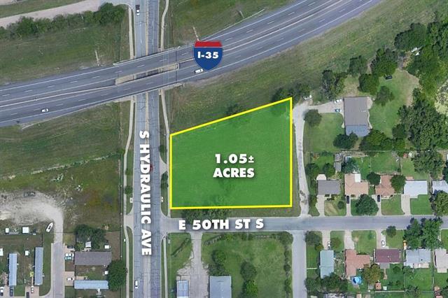 For Sale: 1.05 Acre  Lot on S. Hydraulic, Wichita KS