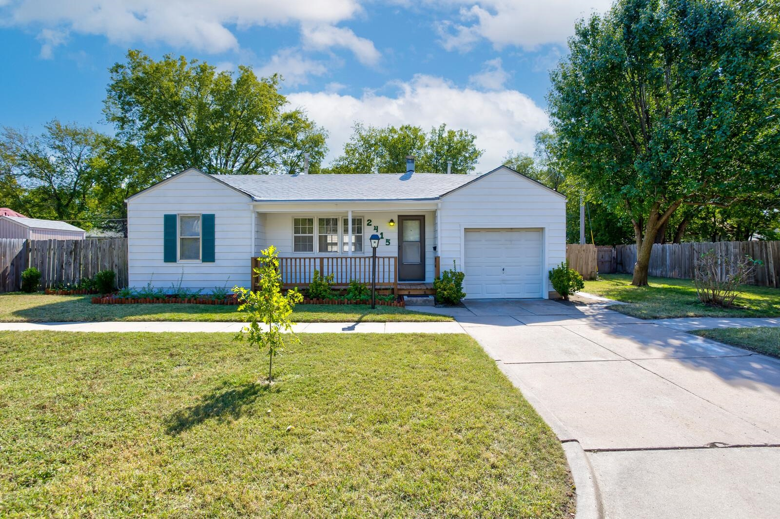 Cute as a button and ready for you! Pride in ownership shows throughout this home! When you arrive,