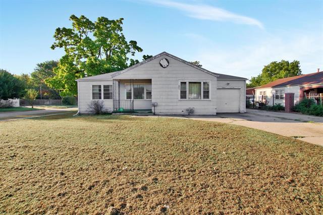 For Sale: 805 W 30TH ST S, Wichita KS