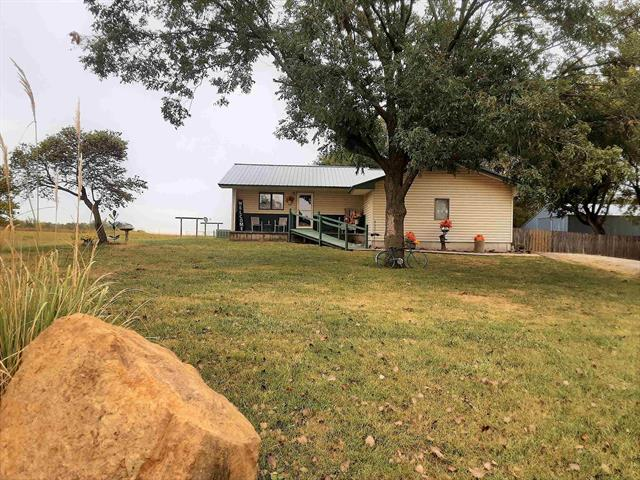 For Sale: 128  T Rd, Severy KS