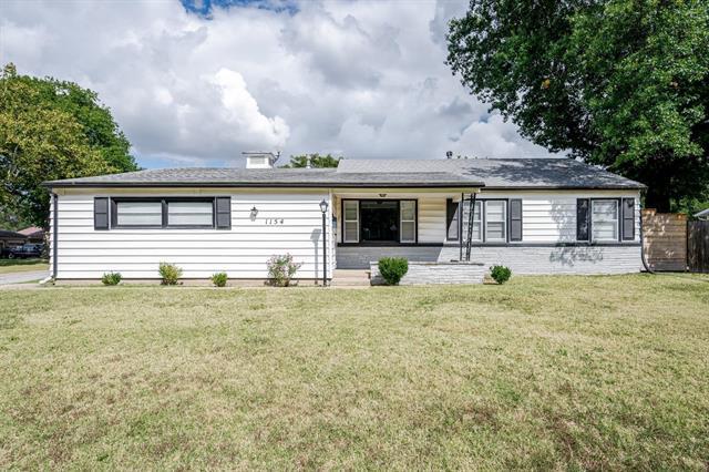 For Sale: 1154 N Parkwood Ln, Wichita KS