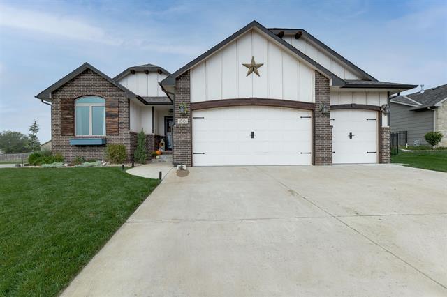For Sale: 1001 N Oak Ridge Ave., Goddard KS