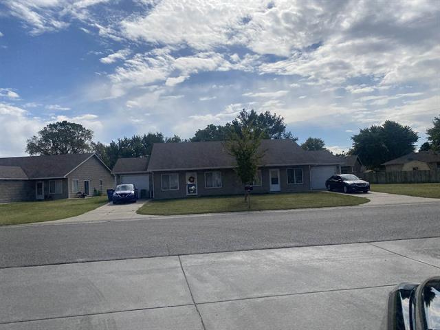 For Sale: 1057 E Karla Ave, Haysville KS