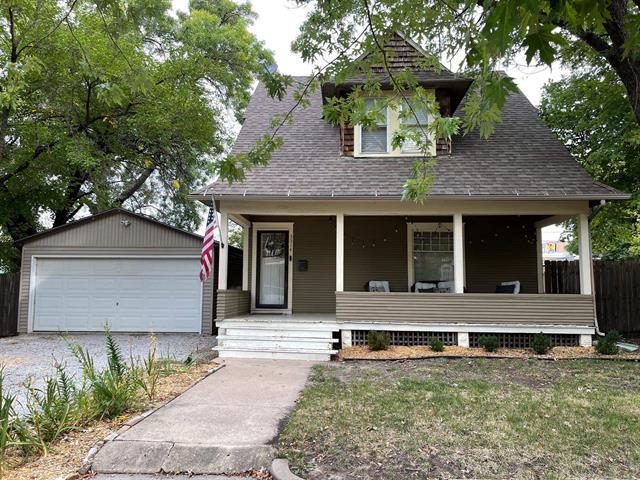 For Sale: 3314 E Oakland St, Wichita KS