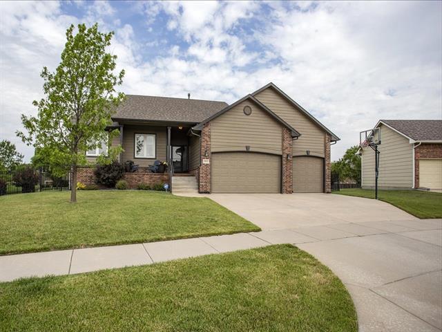 For Sale: 2511 N Castle Rock St, Wichita KS