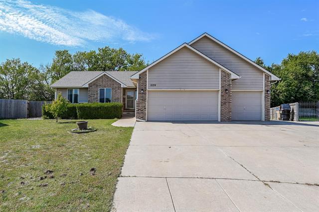 For Sale: 1039 N Aksarben Ct, Wichita KS