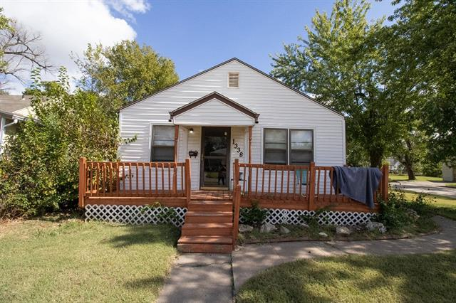 For Sale: 1338 S DODGE AVE, Wichita KS