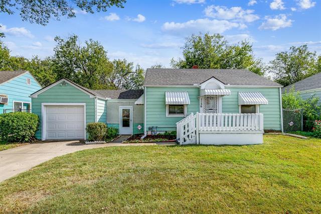 For Sale: 1136 N Grove Ave, Wichita KS