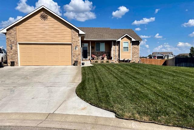 For Sale: 1110  Red River Cir, Clearwater KS