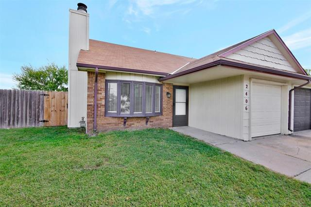 For Sale: 2406 S Capri, Wichita KS